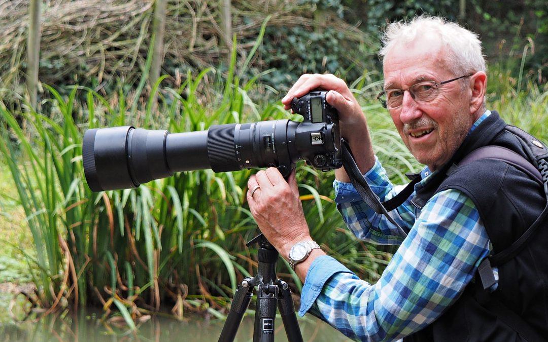 Interview mit Naturfotograf Winfried Rusch